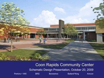 Coon Rapids Community Center