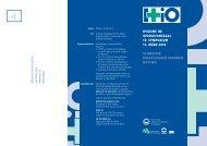 hygiene im operationssaal 19. symposium 15. märz 2010 ... - SGSH