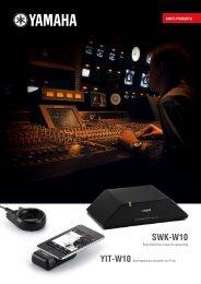 YIT-W10 - SWK-W10.ai - AUDIO KLAN
