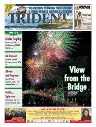 August 21, 2006 - Trident