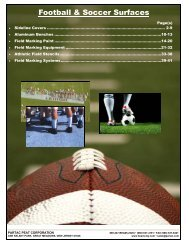 5 - Football - Beam Clay