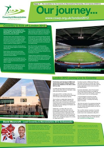 Edition 17 - Coventry 2012 - CSWP