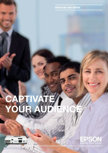 CAPTIVATE YOUR AUDIENCE  - Medium