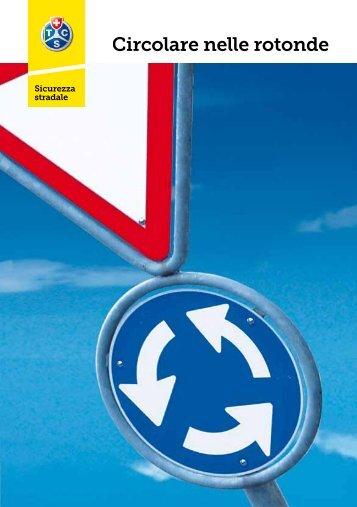 Circolare nelle rotonde - TCS