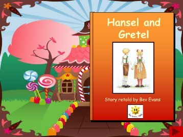 Hansel and Gretel Story Book - MeathVEC
