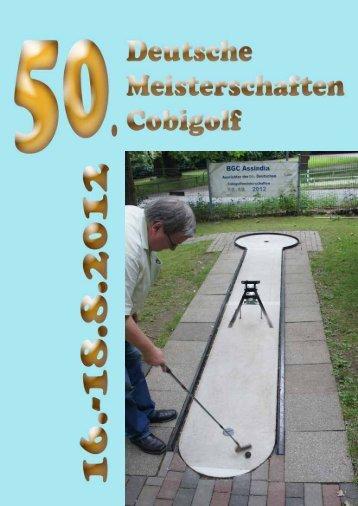 Titelverteidiger - Deutscher Minigolfsport Verband