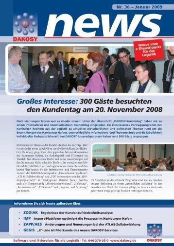 News - Jan. 2009