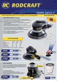 TOPS 2012 1 TOPS 2012-1