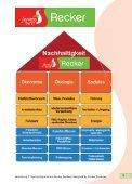 Nachhaltigkeitskonzept - Recker Feinkost GmbH - Page 5