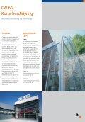 Reynaers Concept system Gordijngevel- systeem - VERMAT ramen ... - Page 4