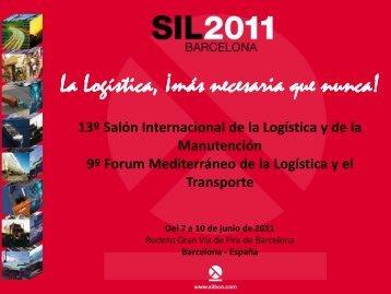 presentación del SIL 2011
