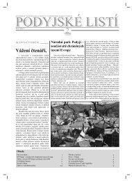 2 / 2000 - Národní park Podyjí