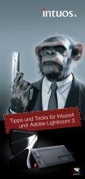Tipps und Tricks für Intuos4 und Adobe Lightroom 3