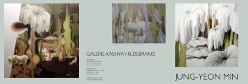 JUNG-YEON MIN - Kashya Hildebrand