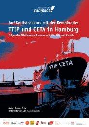 TTIP und CETA in Hamburg
