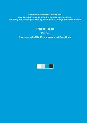 Section Four - Centre for Academic Development