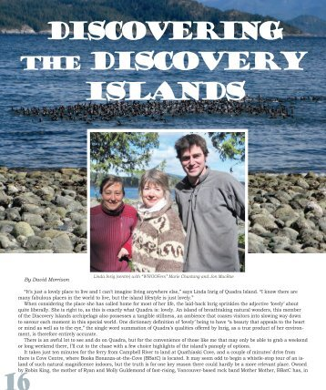 2017 island living coupon book quadra island feature more living magazine nanaimo bc fandeluxe Images