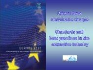 Resource efficiency - Euromines