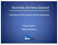 Australia and New Zealand - AACRAO