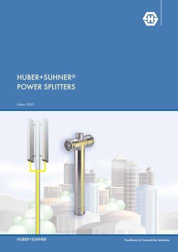 Power Splitters - AlHof