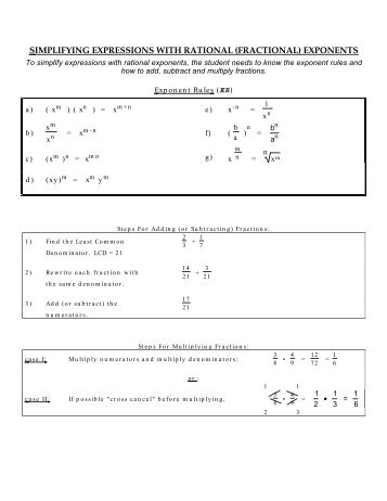 worksheets simplifying rational exponents worksheet opossumsoft worksheets and printables. Black Bedroom Furniture Sets. Home Design Ideas