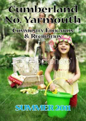 Cumberland No. Yarmouth - Town of Cumberland