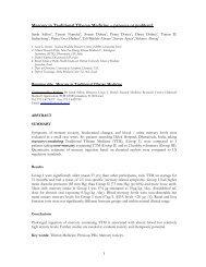 Mercury in Traditional Tibetan Medicine ... - Men-Tsee-Khang