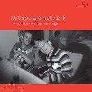 Mit sociale netværk - Socialstyrelsen