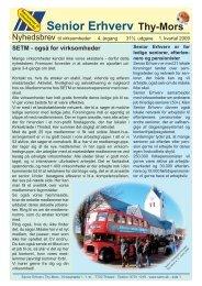Senior Erhverv Thy-Mors - Senior Erhverv Danmark