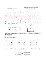 """4. Übungsblatt /Lösung 1. Erläutern Sie die """"Wirkungsweise"""" von ..."""