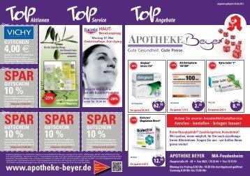SPAR SPAR SPAR SPAR - Apotheke Beyer