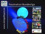 Bundesliga 2008 - Deutscher Minigolfsport Verband