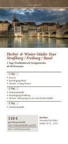 Gruppen-Arrangements Herbst & Winter - Alemannenhof-freiburg.de - Seite 5
