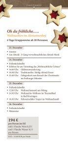 Gruppen-Arrangements Herbst & Winter - Alemannenhof-freiburg.de - Seite 7
