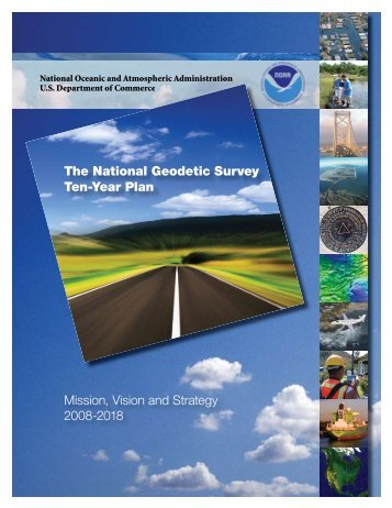 Mission, Vision and Strategy 2008-2018 The National ... - NOAA