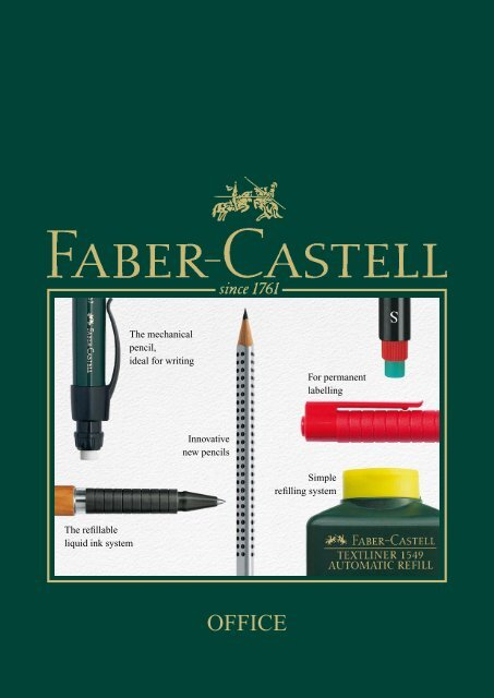 0.5 2H 36 leads 3 x Packs Faber Castell Lead refills