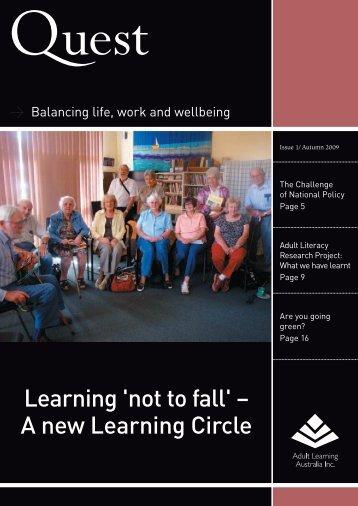 Download full version - Adult Learning Australia