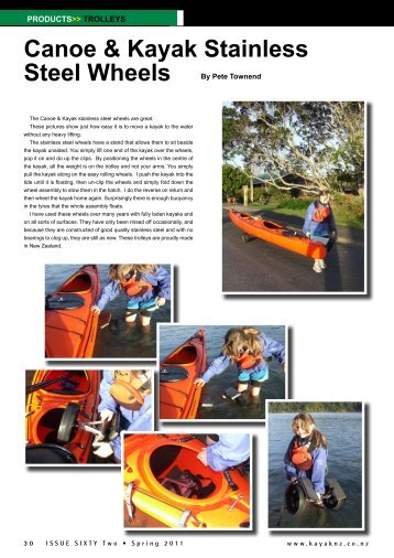 Read more - Canoe & Kayak