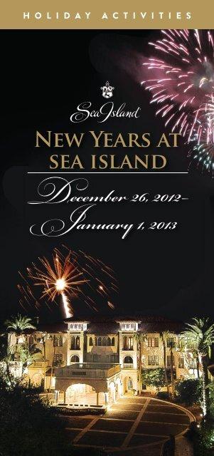 New Years Eve 2012 - Sea Island