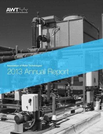 Annual Report - Association of Water Technologies