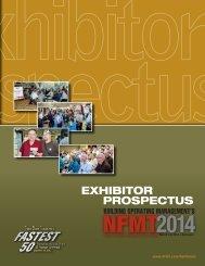 Exhibitor ProSPECtUS - NFMT