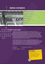 Profilo Aziendale - tecnologietedesche.it