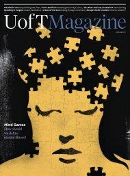 10 MB - University of Toronto Magazine