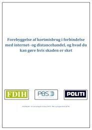 Download vejledningen samt anmeldeses skema her - FDIH