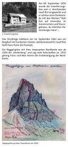 100 Jahre Ravensburger Hütte - Seite 7