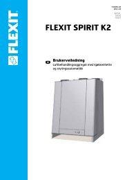 Brukerveiledning - Flexit