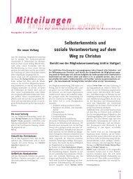 Bericht von der Mitgliederversammlung 2008 - Anthroposophische ...