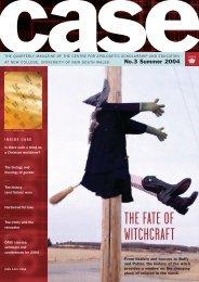 CASE 3 Magazine ART
