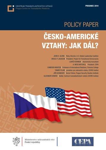 esko-americké vztahy - Czech-American Relations (web) v2