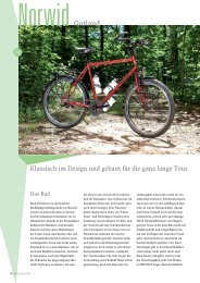 GOTLAND, erschienen in World of MTB, 9/2013 - Norwid